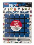 CHILDRENS CHILD MELISSA AND DOUG MEMORY GAME IDEAL FOR TRAVEL TOY